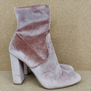 Steve Madden Edit Womens Ankle Boots Size 8M